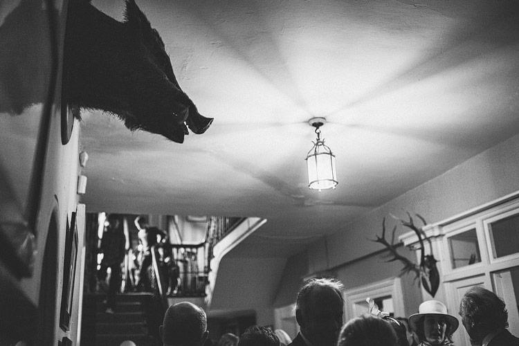 boar head wedding
