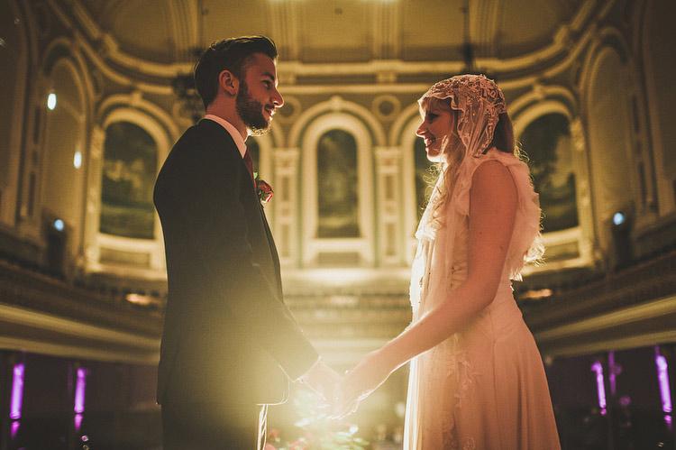 ulster hall wedding portraits belfast