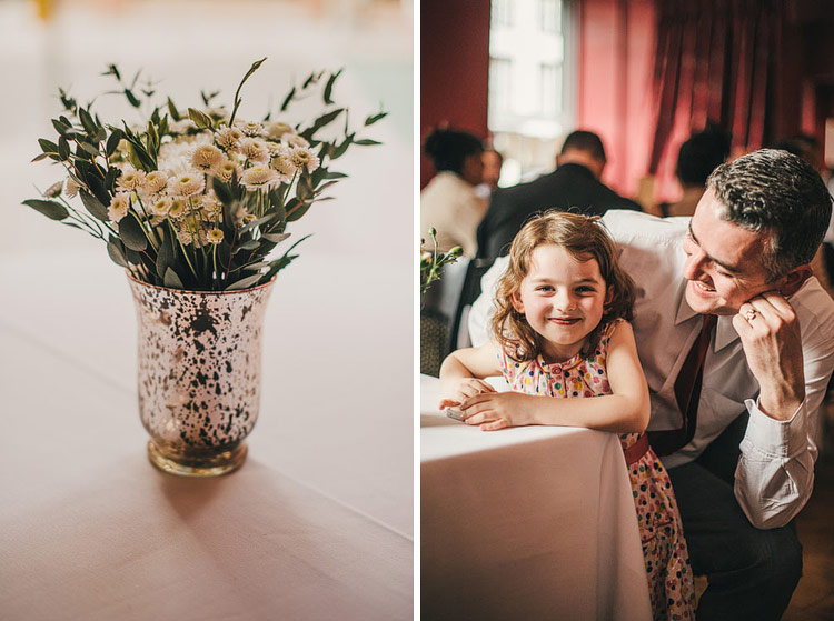 Belfast Wedding Photography in Deanes Restaurant