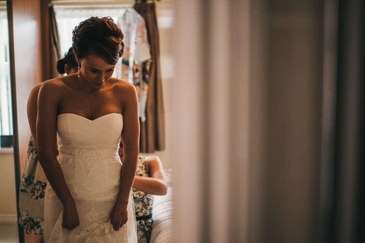 This Modern Love - Belfast Wedding Photography in Deanes Restaurant & Garrick Bar
