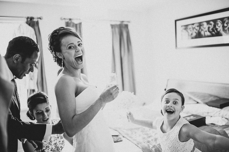 Belfast Documentary Wedding Photography