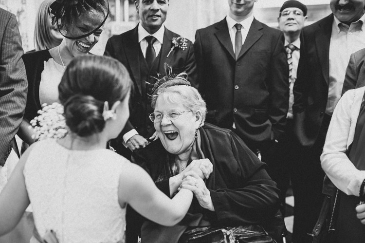 Belfast Documentary Wedding Photographer