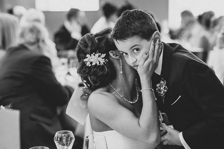 Belfast Wedding Photographer in Deanes Restaurant