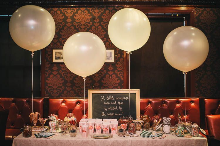 Grace and saviour wedding sweet bar