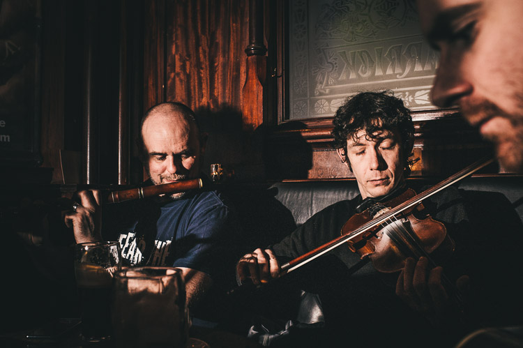wedding irish trad band
