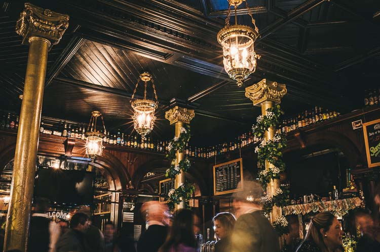 garrick bar wedding