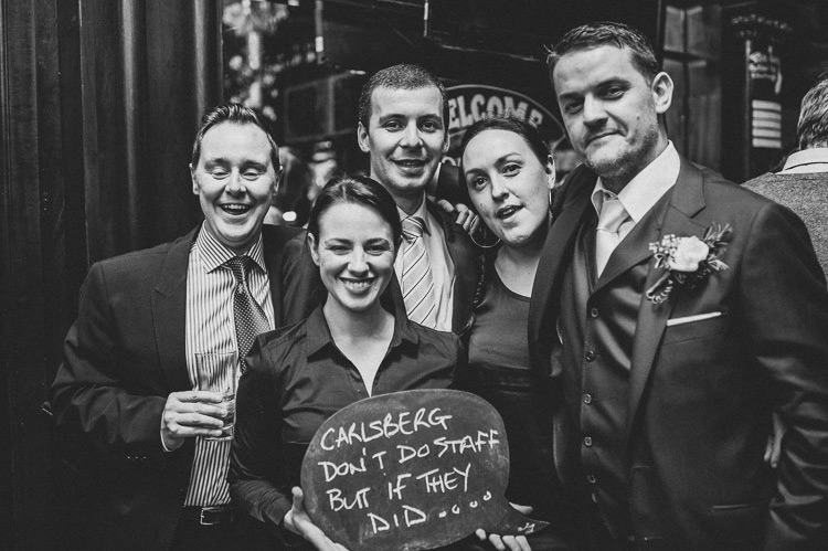 Carlsberg-wedding