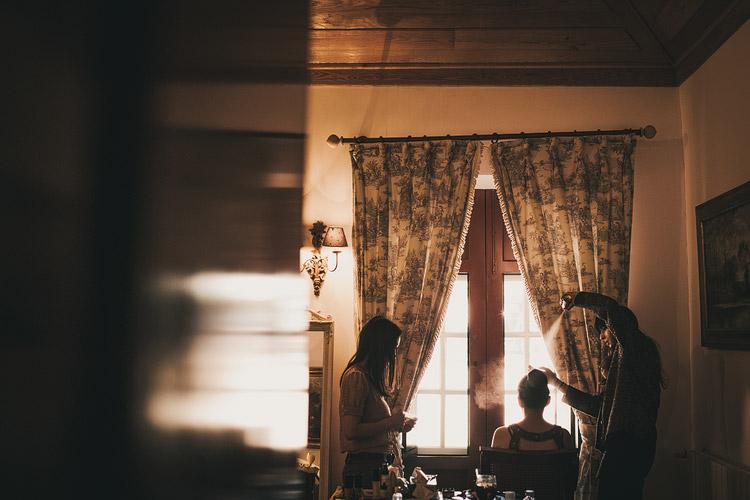 Documentary wedding photographer Portugal