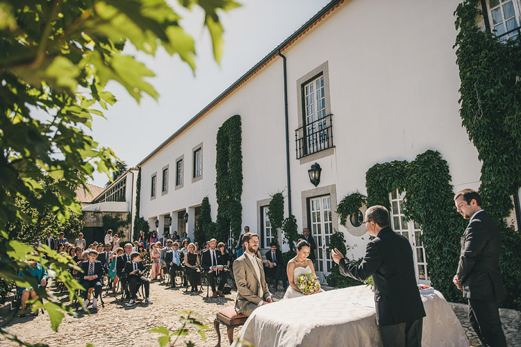 Destination wedding photographers Porto