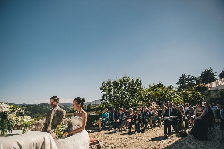 Documentary wedding photographer Lamego