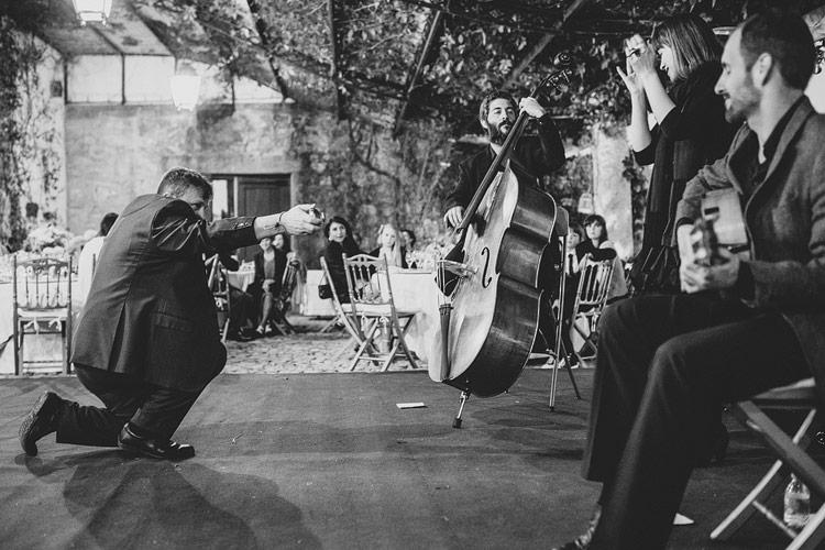 Fado Band wedding Portugal