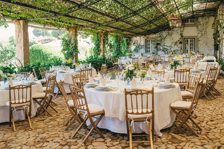 Portuguese wedding feast, Lamego