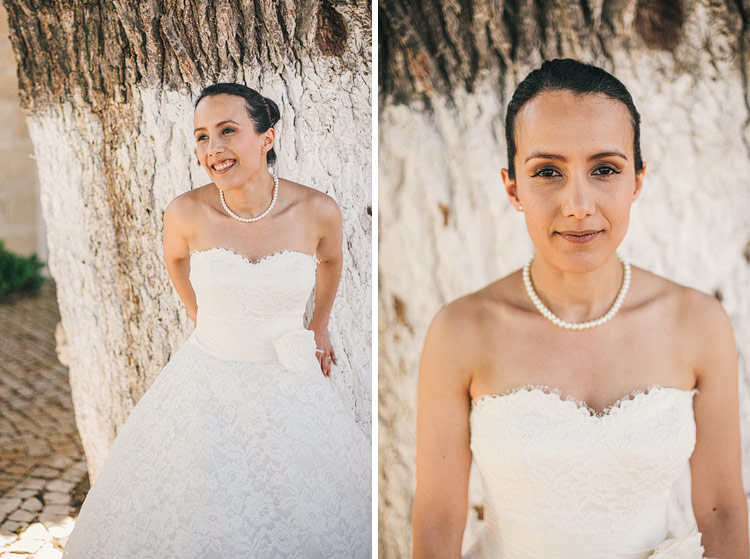 Bridal portraits Portugal