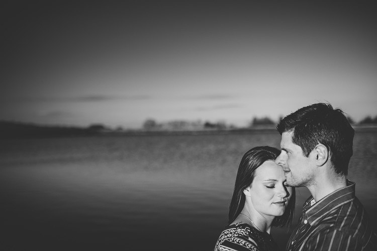 engagement shoot woodburn dams