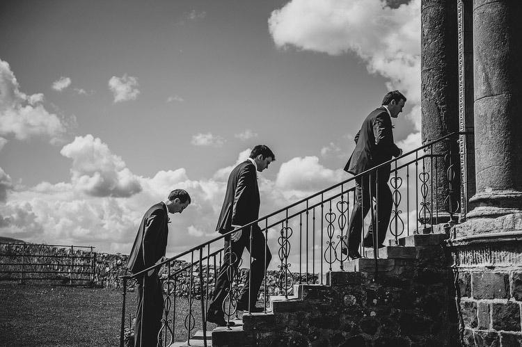 downhill demesne wedding
