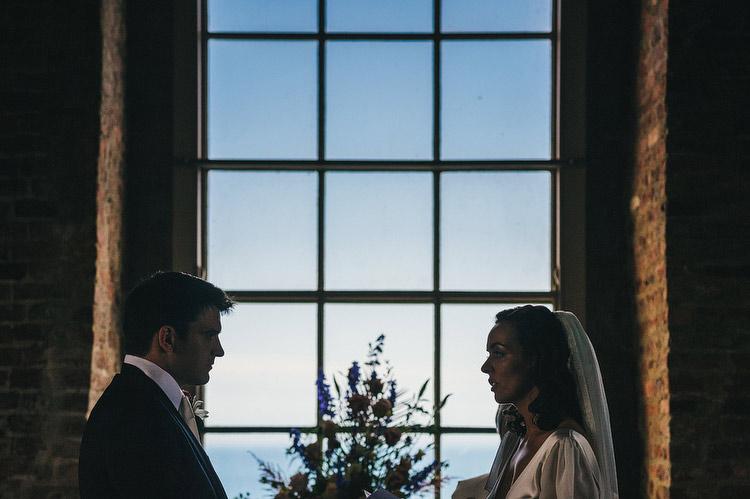 Mussenden Temple vows wedding