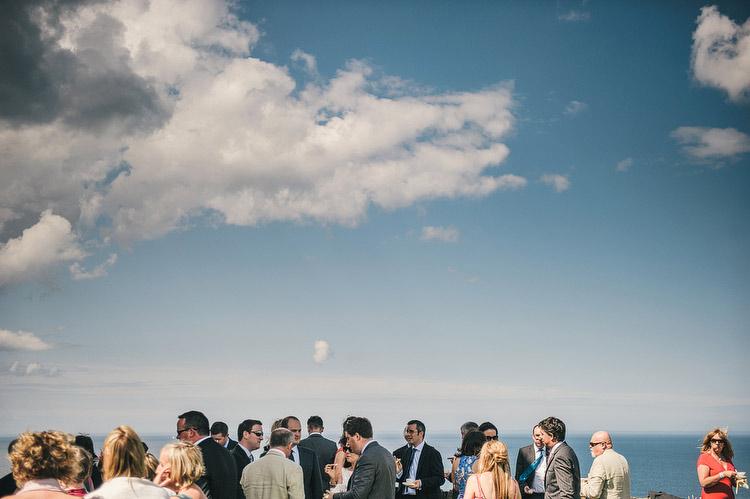 Atlantic wedding