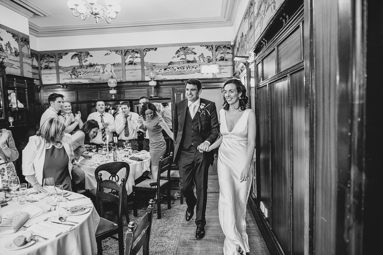 Mussenden Temple & Downhill Wedding Photographs