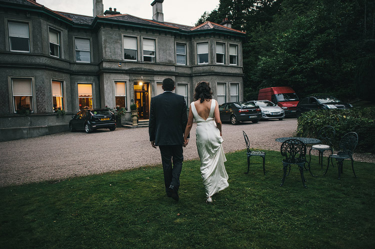 Ardtara House wedding