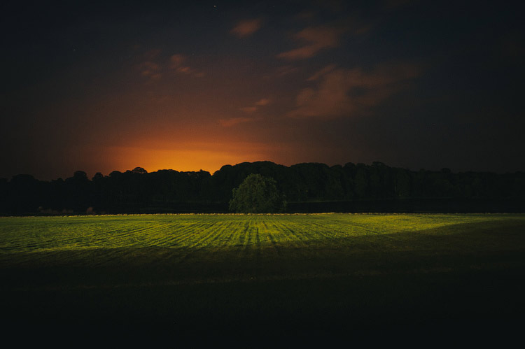 Ballyfin Demesne Night photography