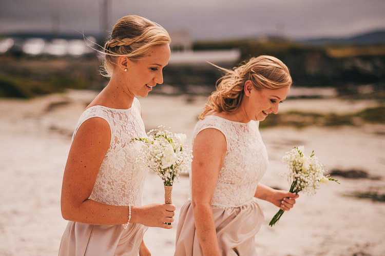 Beach Wedding in Donegal Ireland