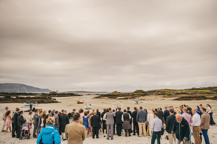 wedding ceremony beach europe