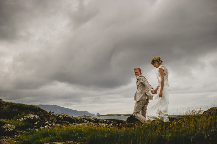 irish beach wedding photographer