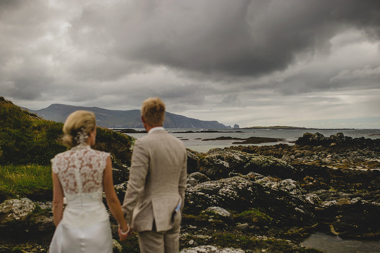 ireland beach wedding photographer