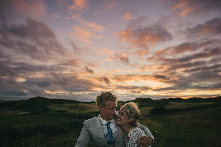 ireland beach wedding photography