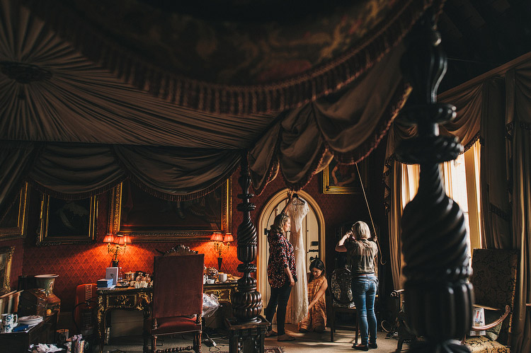 the king's room Maunsel House
