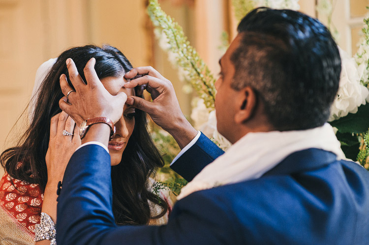 Indian Hindu Wedding England