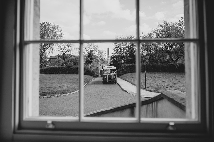 Clifton House wedding