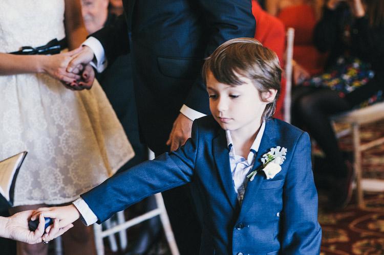 wedding at Clifton house