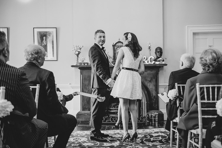 married at Clifton house NI