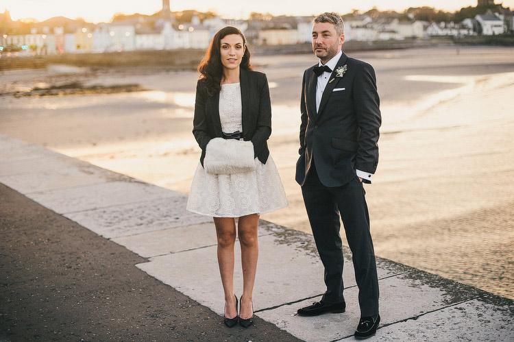 Donaghadee Lighthouse Wedding photography