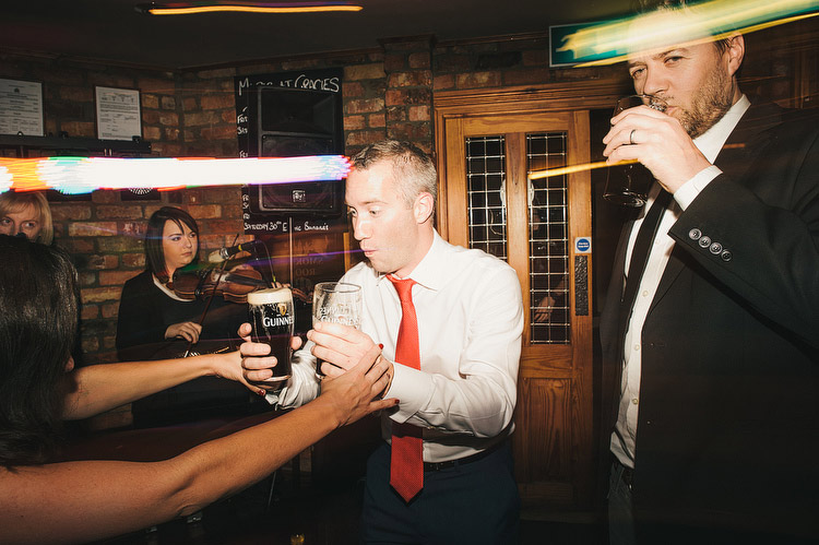 Pub Wedding in Ireland