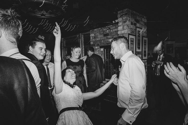 Pub Wedding in Ireland