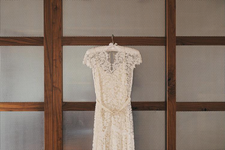 Temperley Amoret wedding dress