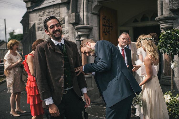 wedding leprechaun