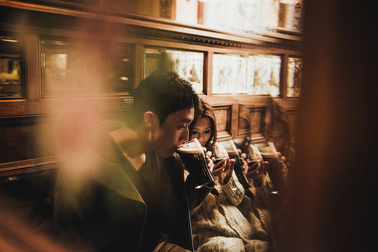 hong kong engagement shoot