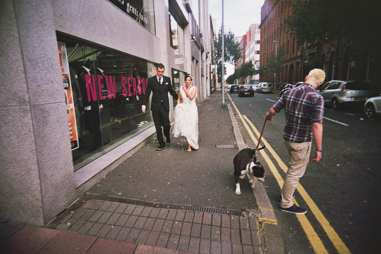 film wedding photographer ireland