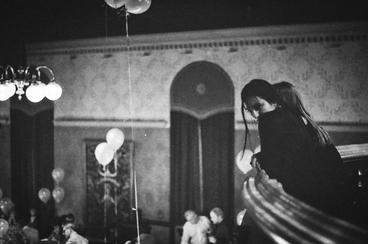 ilford delta 3200 wedding