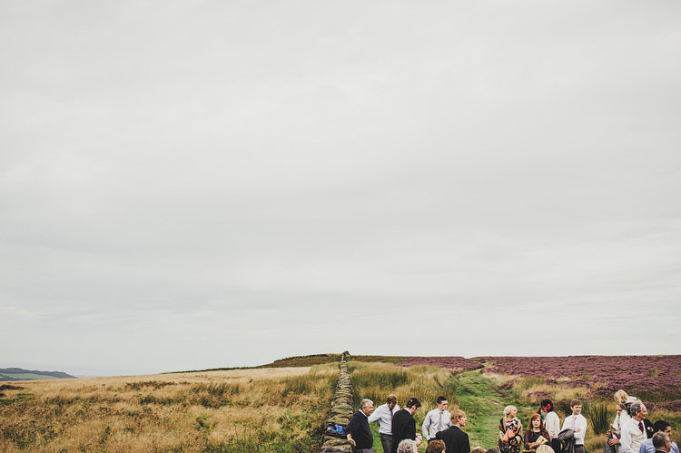 north york moors wedding