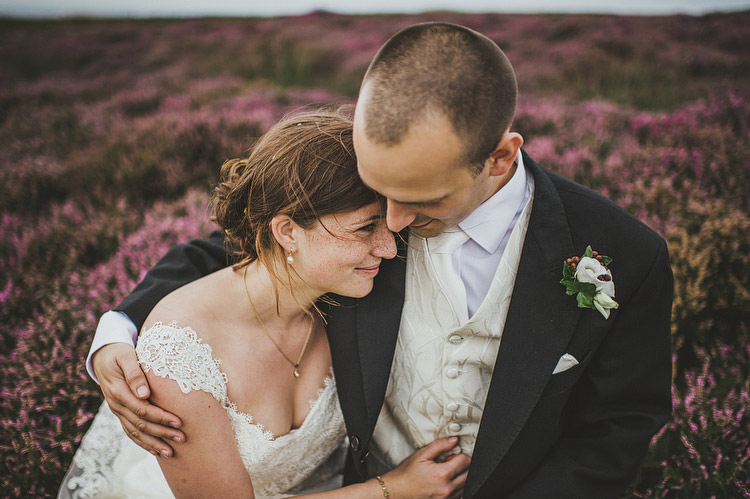 yorkshire moors wedding