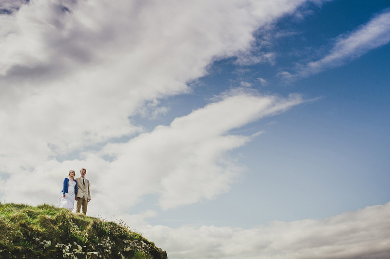 irish elopement photography