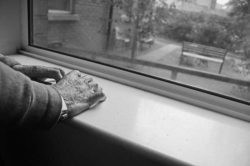 documentary photography Ireland - DePaul Homelessness