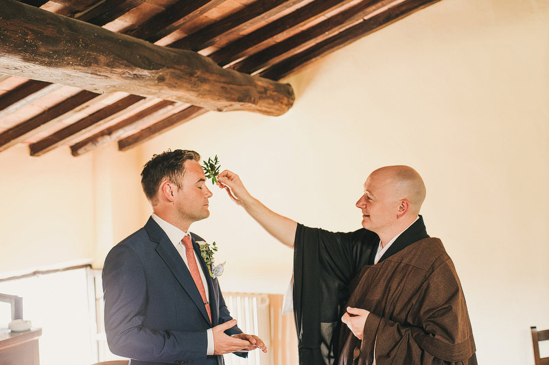 zen buddhist wedding ceremony
