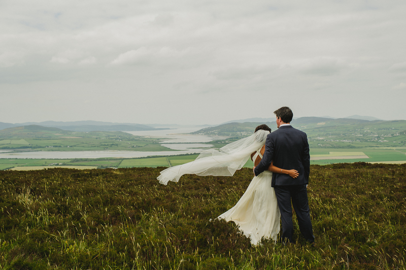 Lough Swilly Donegal wedding