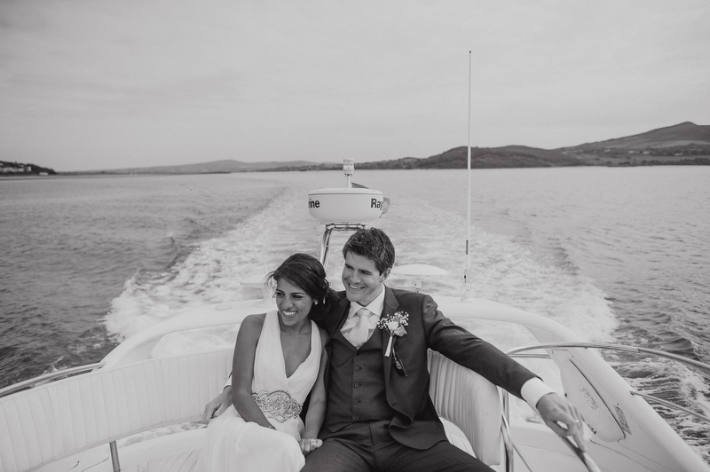 donegal boat wedding ireland