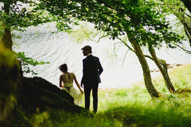 loch scottish wedding
